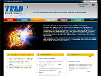 TRAD SOLUTIONS PROVIDER FOR RADIATION ASSURANCE PROCESS