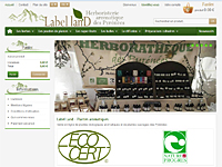 Label Land - herboristerie aromatique