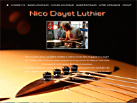 Nico Dayet Luthier