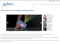 FASTRAD Software, The 3D CAD Tool For Radiation Shielding Analysis