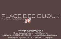 Carte De Visite Place Des Bijoux