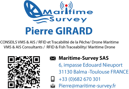 Carte De Visite Pour Maritime Survey