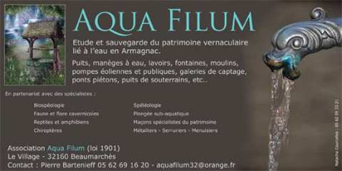 flyer association aquafilum